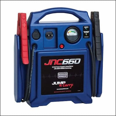 Clore Automotive Jump-N-Carry JNC660 Review